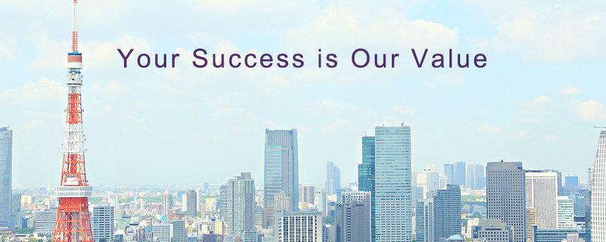 Your Success is Our Value